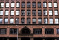 Terra-cotta facade of Guaranty / Prudential Building. Buffalo, NY.