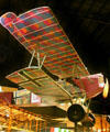 Fokker Dr. VII biplane fighter from Germany at National Museum of USAF. Dayton, OH.